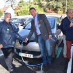 4 bornes de recharge gratuites pour les véhicules électriques à Sarlat