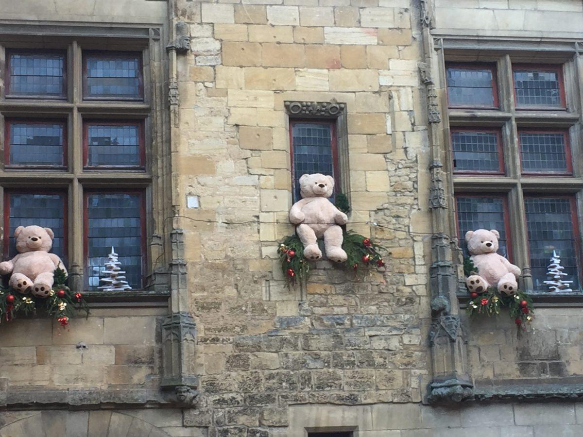 Sarlat dans le top 10 des plus beaux marchés de Noël sur le site Géo.fr